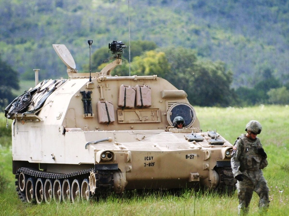 Brazilian Army Acquires U.S. Field Artillery Ammunition Support Vehicles
