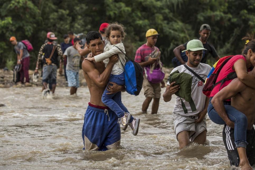 UN Voices Concern about Violence in Venezuela