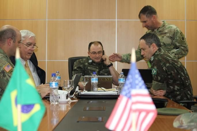 Brazil, U.S. Armies Reach Cooperation Agreement