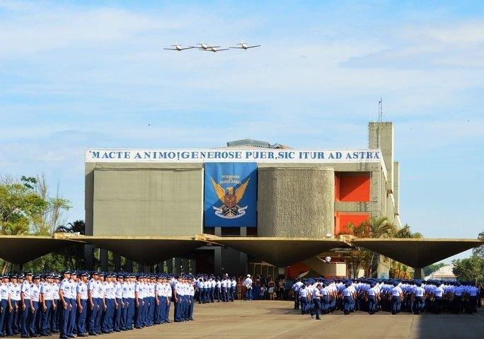 Brazilian and U.S. Air Force Academies Start Exchange Program