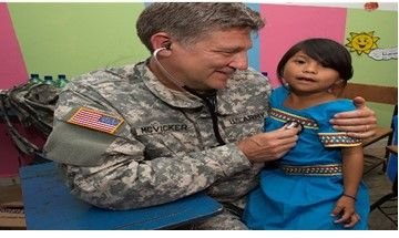 The Intersection of Health and Security: SOUTHCOM Perspectives on the Value of Global Health Engagement