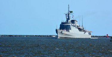 Brazilian Naval Training Frigate Visits Naval Station Mayport