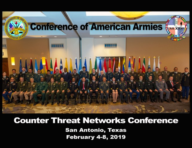 U.S. Army South Hosts Conference of the American Armies