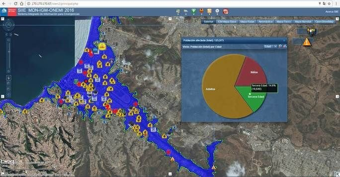 Chilean Army Creates System to Mitigate Natural Disaster Damage