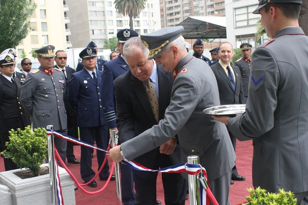 US-Chile Interoperability Soars to New Heights