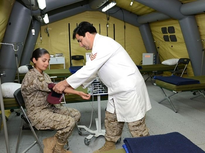 Deployable Military Camp: A Rapid-Response Alternative in Natural Disasters