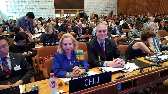 Chile Reelected as Member of the Oceanographic Commission's Executive Council