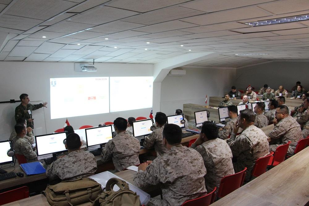 Chilean, Peruvian Armies Prepare for Emergency Response