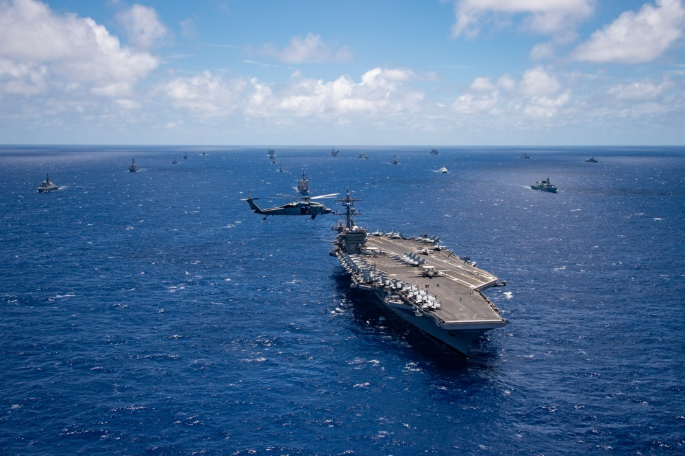 RIMPAC 2018 Ends on a High Note