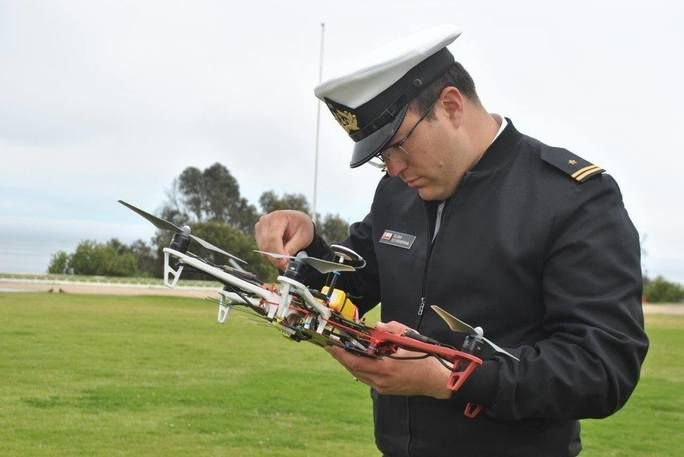Chile Modifies Drone to Communicate with Isolated Areas