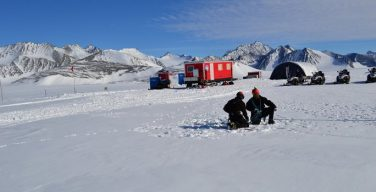 The Chilean Armed Forces Support Science in Antarctica