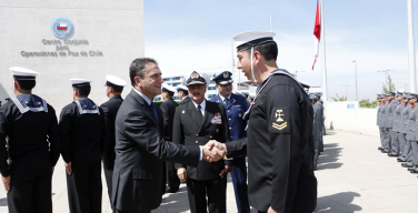 Chilean Armed Forces Initiate 70th Antarctic Campaign