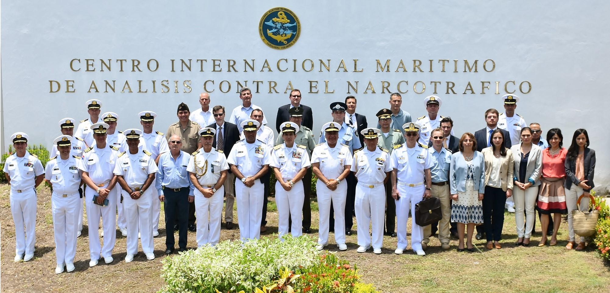 Colombian Navy's International Maritime Center against Drug Trafficking: A Strategic Anti-Drug Solution