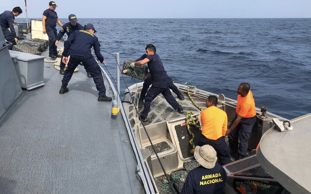 U.S.-Colombia Combined Operations Deal Blow to Narcotrafficking