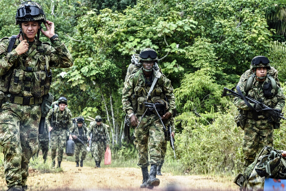 Colombia Neutralizes FARC Dissident