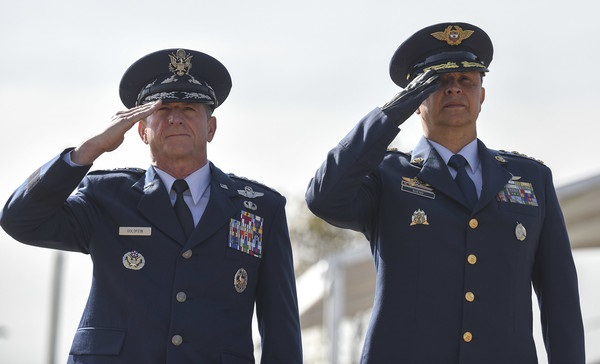 CSAF Stresses Importance of Maintaining Close Ties to Key Latin America Ally
