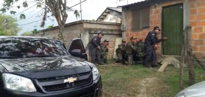 Colombia Keeps Up the Fight Against Criminal Groups