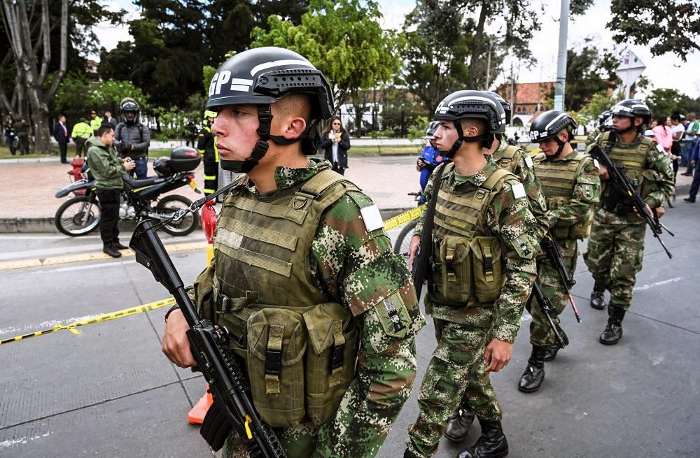 Terrorist Attack Hits Colombia