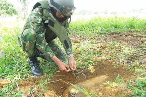 Toward a Colombia Free of Anti-personnel Mines