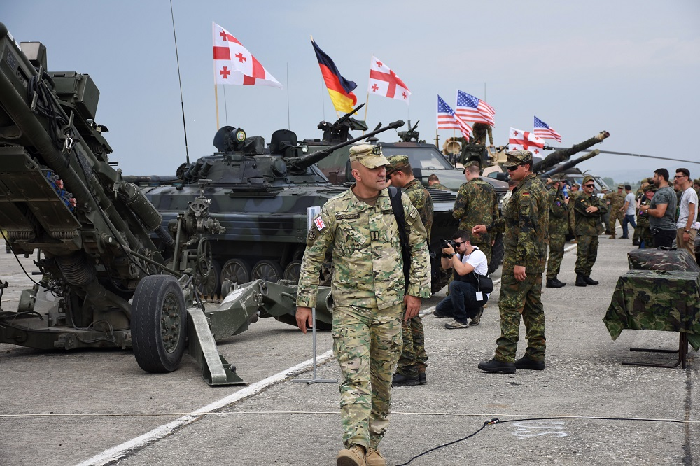 NATO Revises Defense Codification System in Colombia