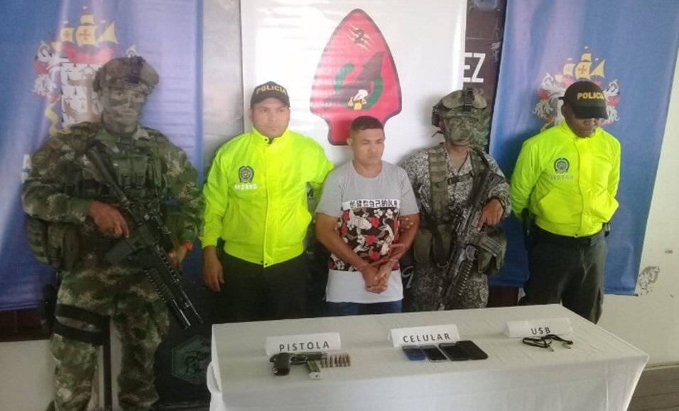 Colombia Launches Operation to Close Narcotrafficking Routes