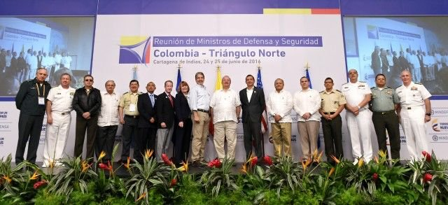 U.S. Joins Northern Triangle Security Dialogue Hosted by Colombia