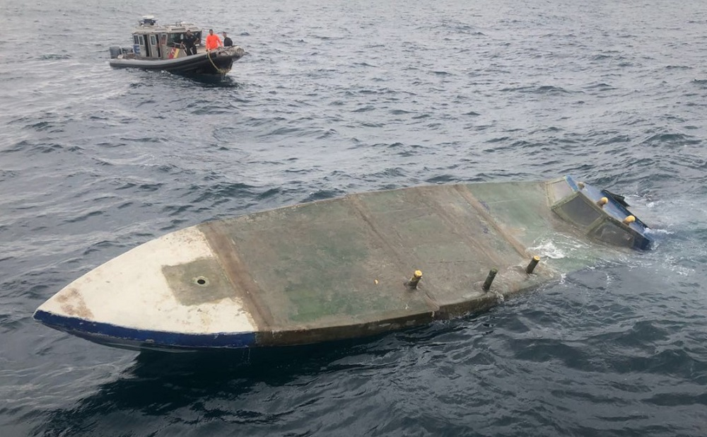 Colombia Intercepts Manned Semi-Submersibles