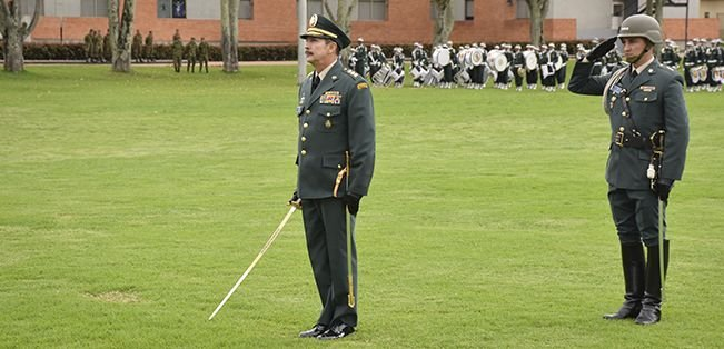Colombia's War College Names New Director