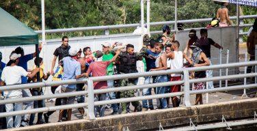 Guarda Nacional venezuelana entra na Colômbia sem autorização