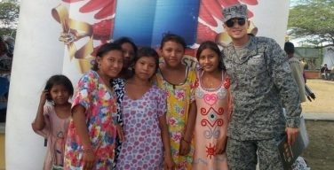 Colombian Air Force Delivers  Medical Services to the Wayúu People
