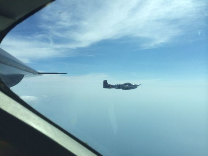 Panama and Colombia Cooperate to Control Airspace