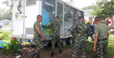 Colombian Military Hospital Expands Prosthesis Program