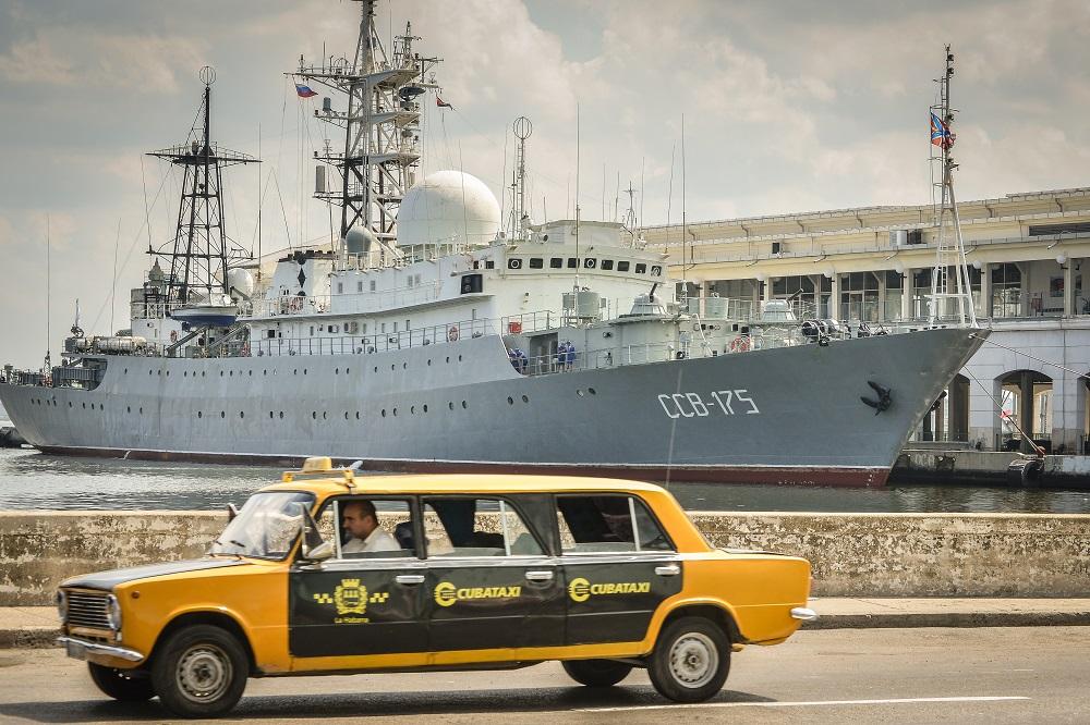Russia Turns to Cuba amid Crisis in Venezuela and Nicaragua