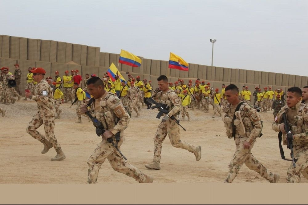 Colombia Supports Peacekeeping Mission in Sinai