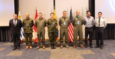 Colombian Air Force Begins Training to Participate in UN Peace Keeping Missions