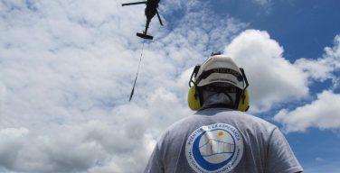 Colombian Air Force Integrates Isolated Areas
