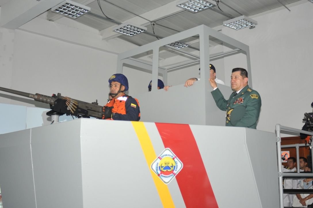 Colombia: A Naval School for the World