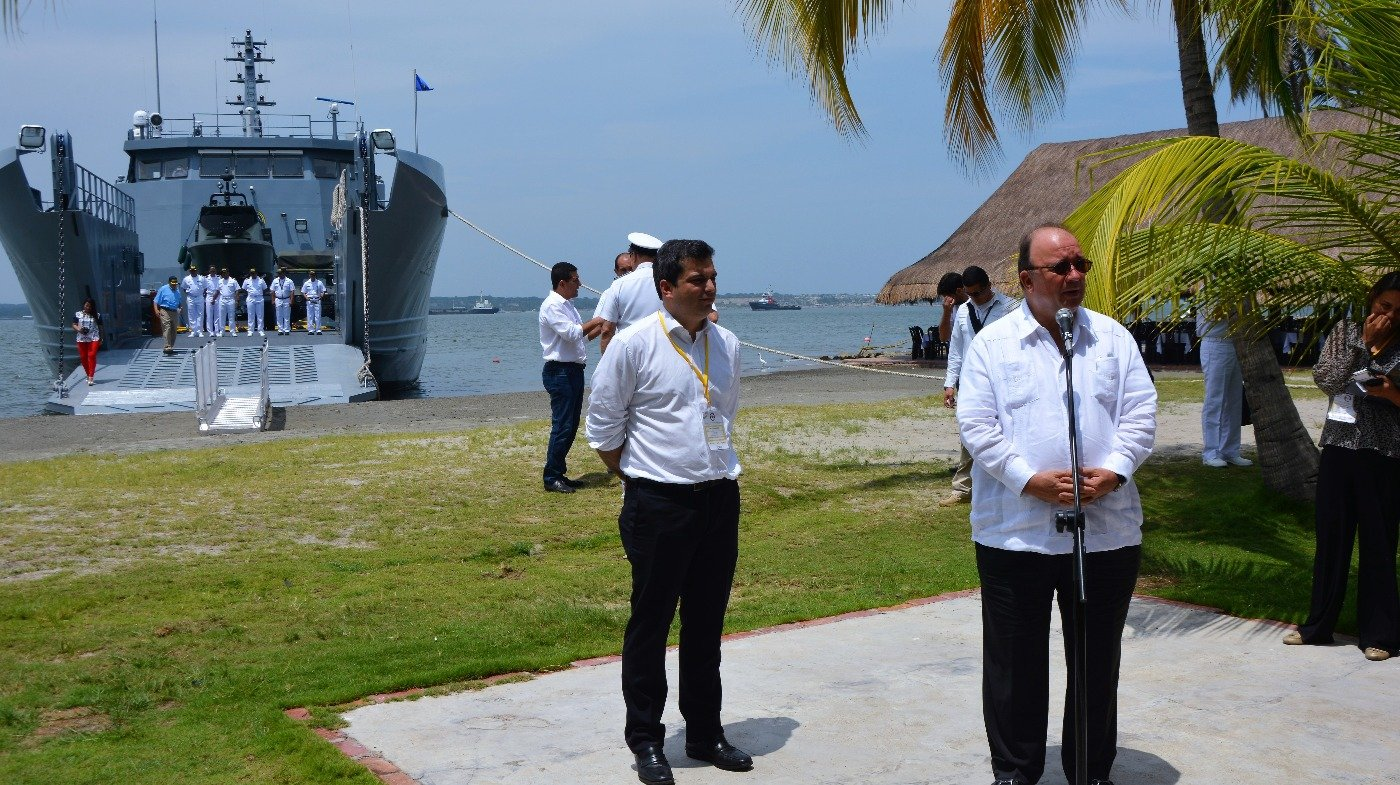 Colombian Defense Industry Increases Capacity with Private-Sector Alliances