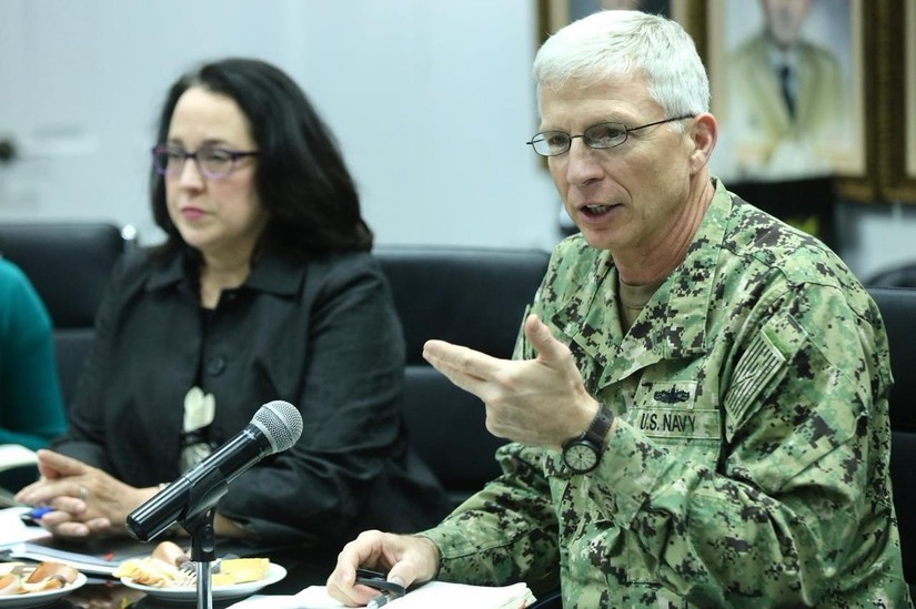 Partnerships in Hemisphere Important, SOUTHCOM Commander Says