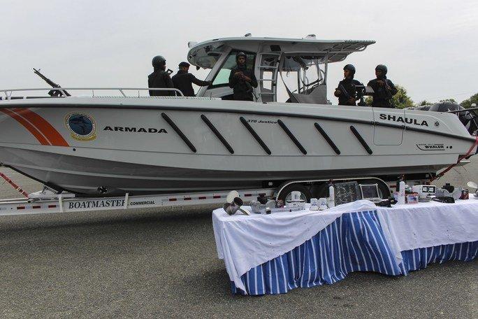 Dominican Republic Receives Interceptor Patrol Boat