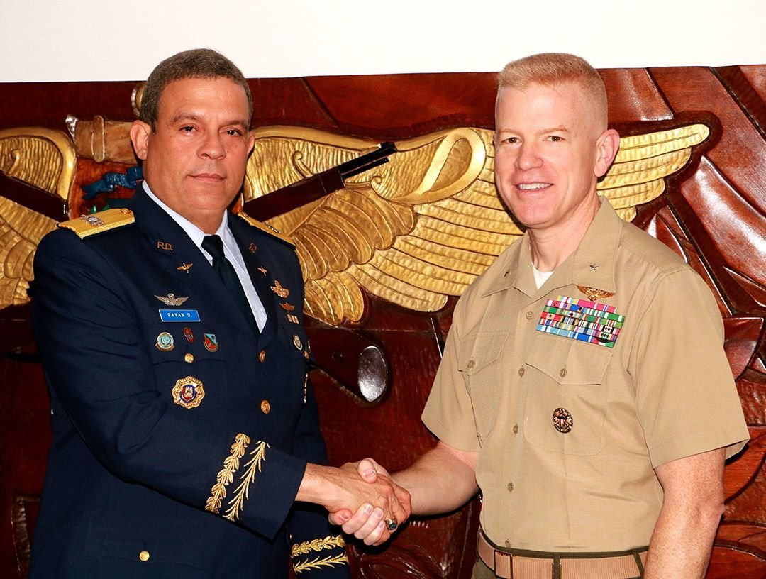 SOUTHCOM and the Dominican Republic Strengthen Cooperation in the Fight against Drug Trafficking