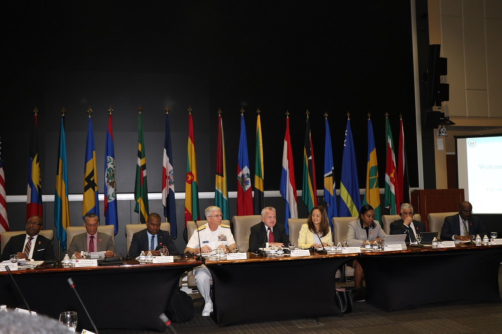 Ministerial for the U.S.-Caribbean Resilience Partnership