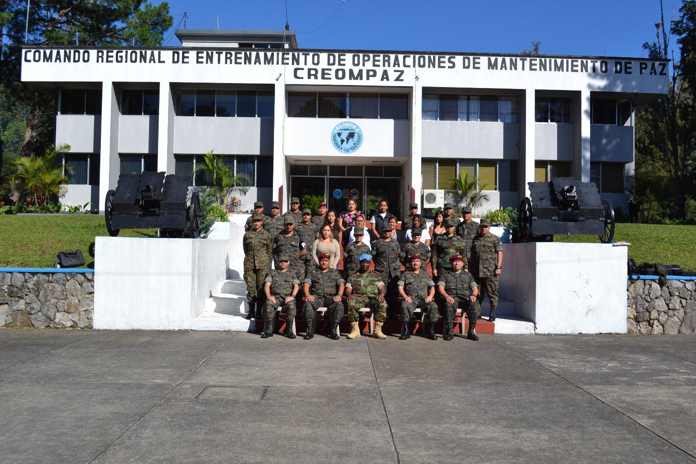 Guatemala Trains Partner Nations in Peacekeeping