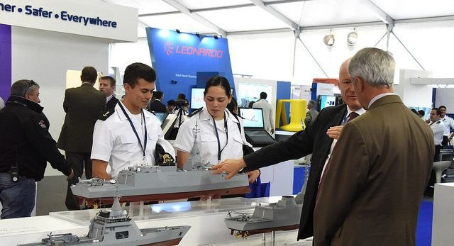 Latin American Navies Get Together for Exponaval 2016
