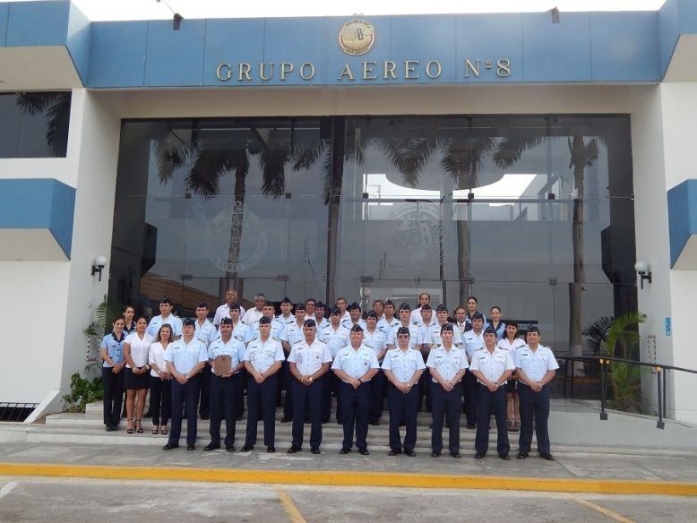 FAP Receives Award from the System of Cooperation Among the American Air Forces