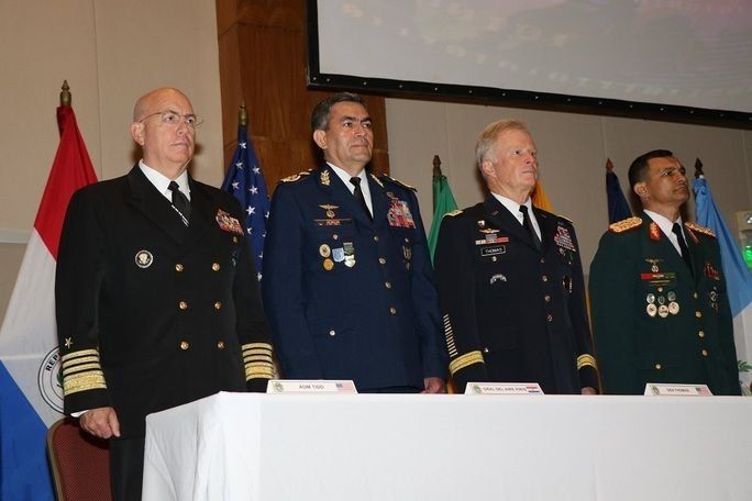 Fuerzas Comando XIII Senior Leader Seminar Analyzes Joint Ways to Counter T3N