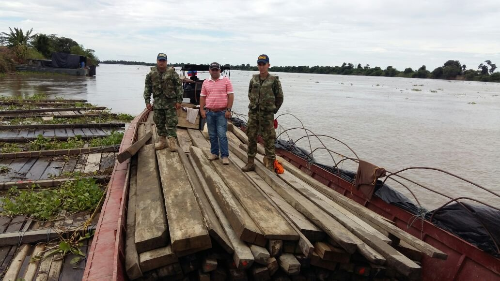 Colombian Navy Focuses on Environmental Security and Defense
