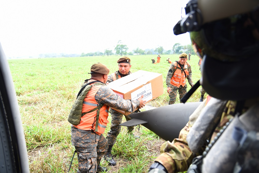 Guatemala Conducts Disaster Response Exercise