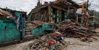 Guatemalan Contingent Assists Haiti