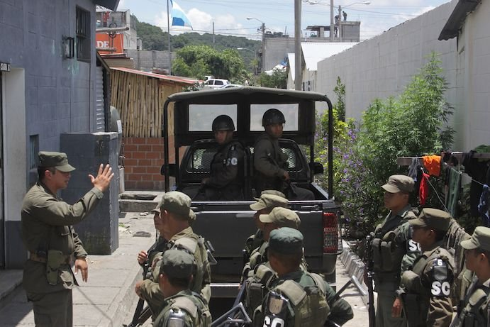 Guatemalan Army Bolsters Public Safety